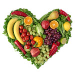 Rich in veggies and fruit!